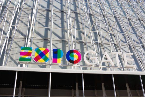 Storefront sign, large sign, led, channel letters, event sign, large channel letters, complex channel letter