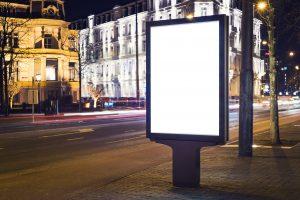 digital display, street digital advertisement, display